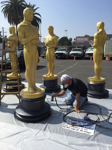 Oscar 2015: sul red carpet si lavora a ogni dettaglio
