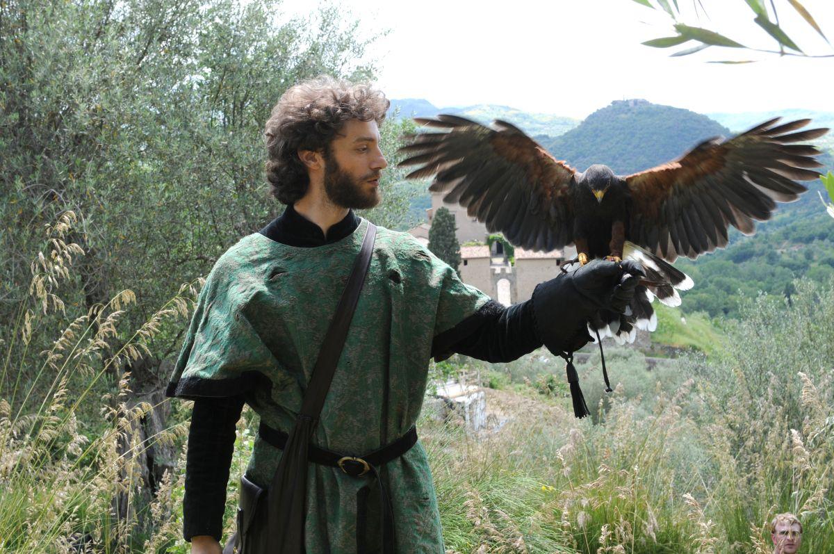 Maraviglioso Boccaccio: Josafat Vagni in una scena