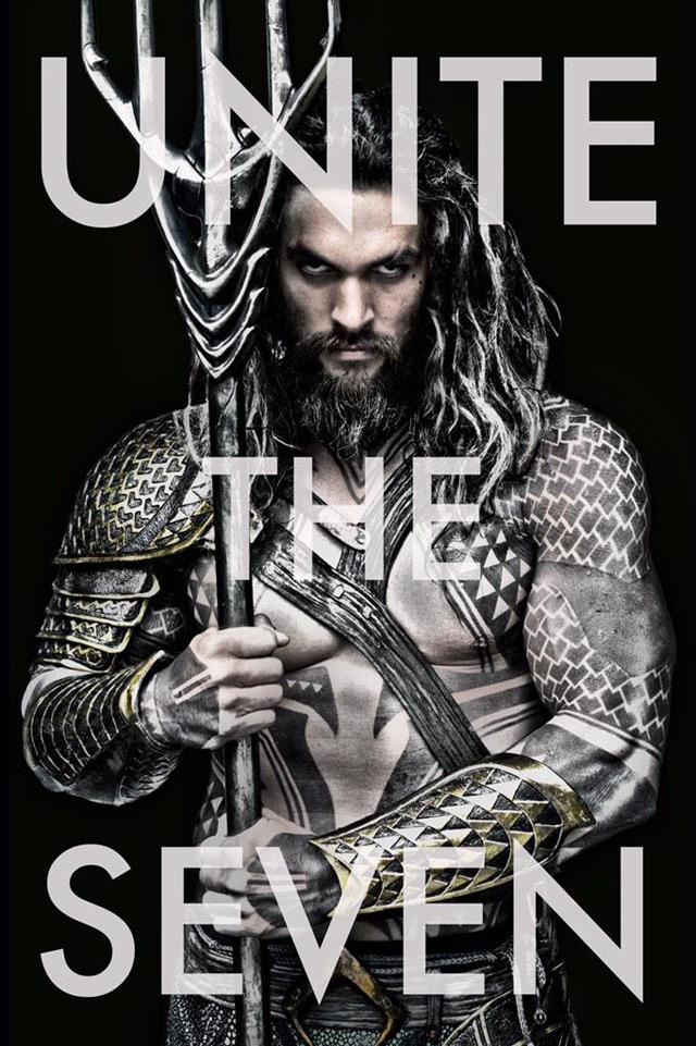 Aquaman: la prima immagine ufficiale di Jason Momoa
