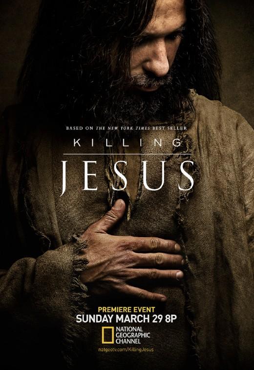 Killing Jesus: la locandina del film