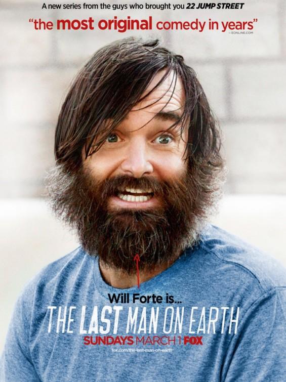 Last Man on Earth: il poster della serie