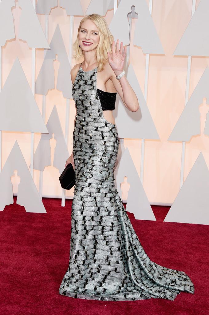 Oscar 2015 - Naomi Watts sul red carpet
