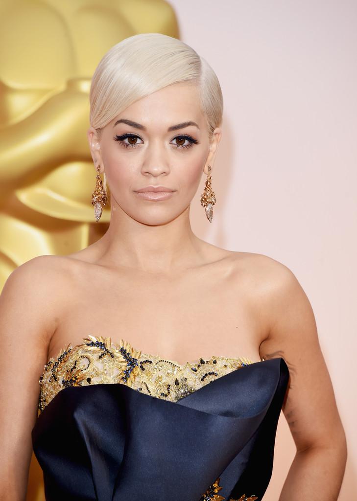 Rita Ora agli Oscar 2015