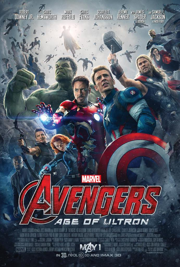 Avengers: Age of Ultron - il poster ufficiale