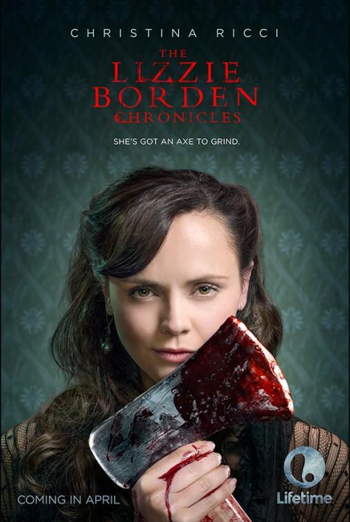 The Lizzie Borden Chronicles: la locandina della serie televisiva