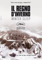 La cover del DVD de Il regno d'inverno