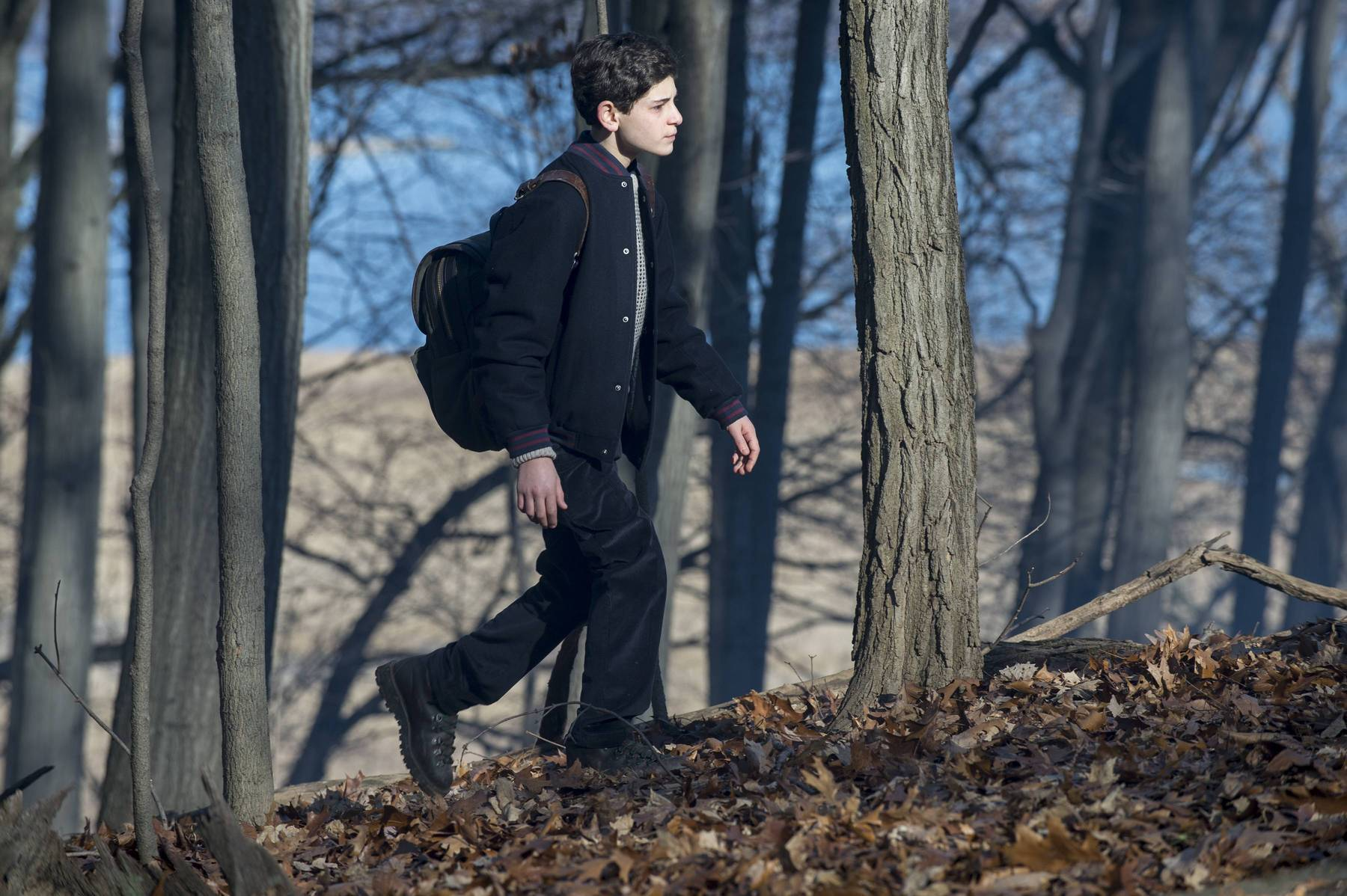 Gotham: David Mazouz è Bruce Wayne nella puntata The Scarecrow