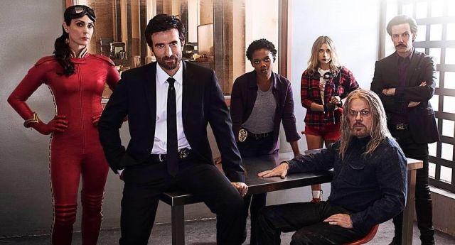 Powers: il cast della serie targata PlayStation Network