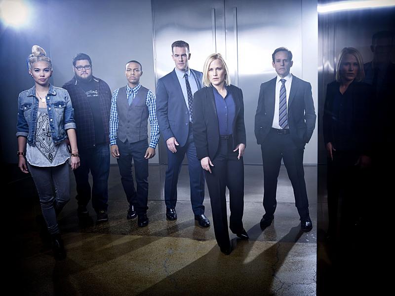 CSI: Cyber - Il cast della serie in una foto promozionale