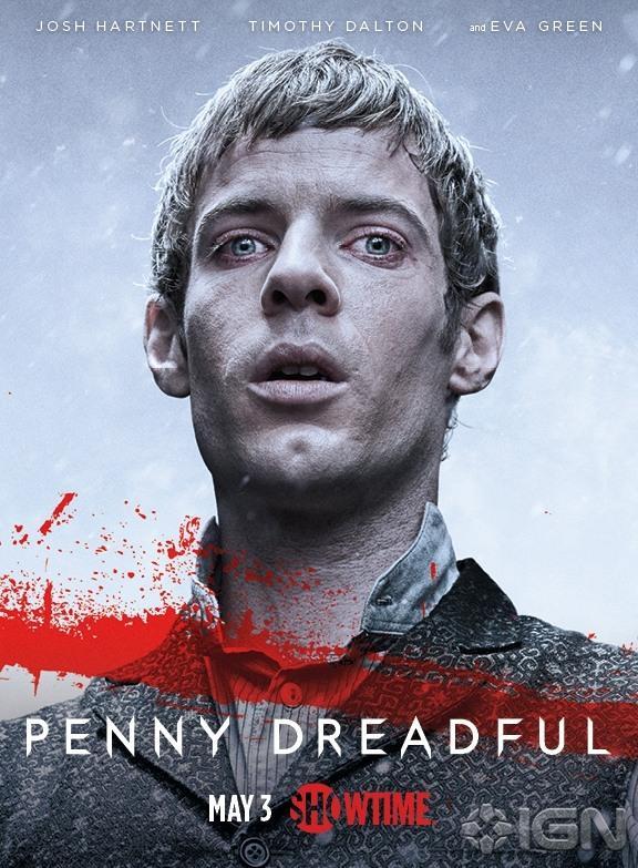 Penny Dreadful: il character poster della seconda stagione con protagonista il Dr. Frankenstein