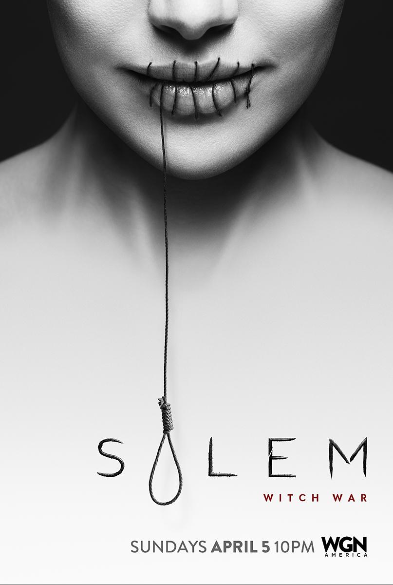 Salem: uno dei poster della seconda stagione dello show