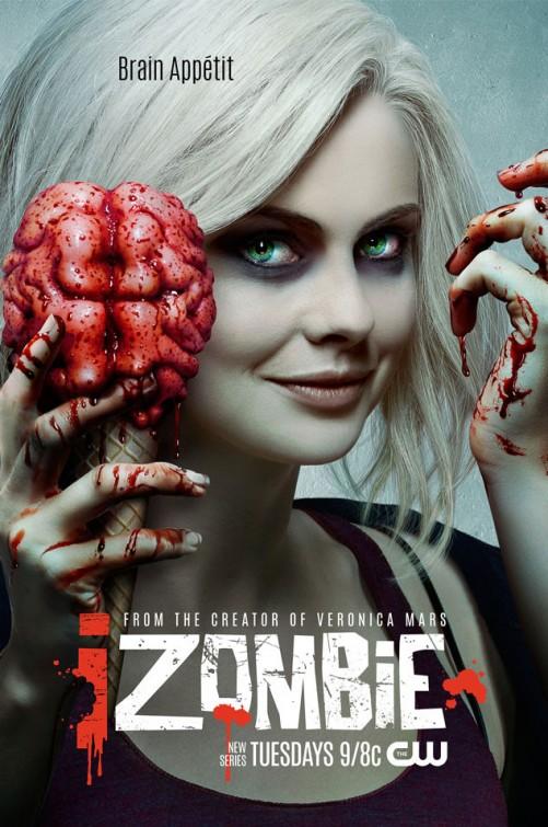iZombie: un nuovo poster per la serie CW