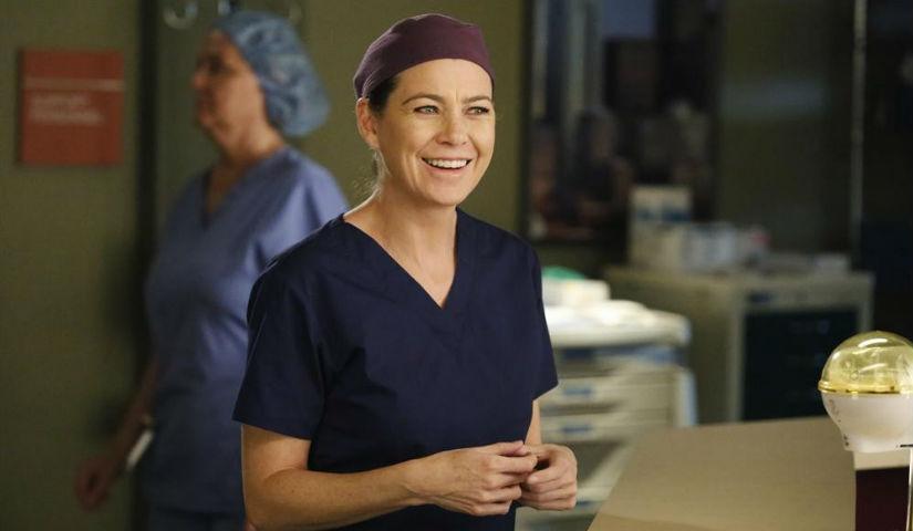 Grey's Anatomy: Ellen Pompeo interpreta Meredith Grey in All I Could Do Was Cry