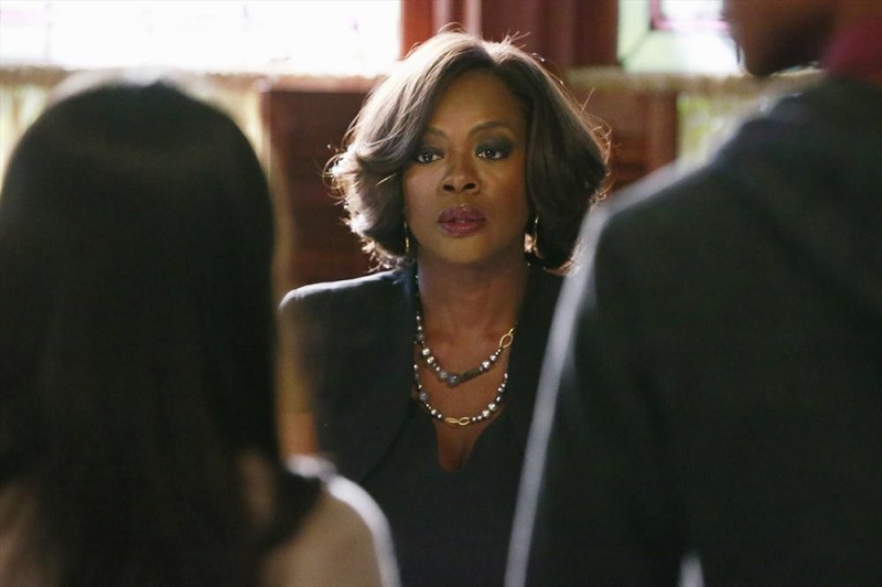 How To Get Away With Murder: la protagonista Viola Davis nella puntata Best Christmas Ever