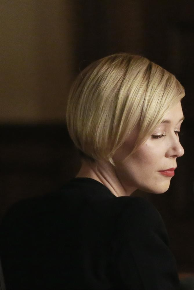 How To Get Away With Murder: Liza Weil in un'immagine tratta dall'episodio Mama's Here Now