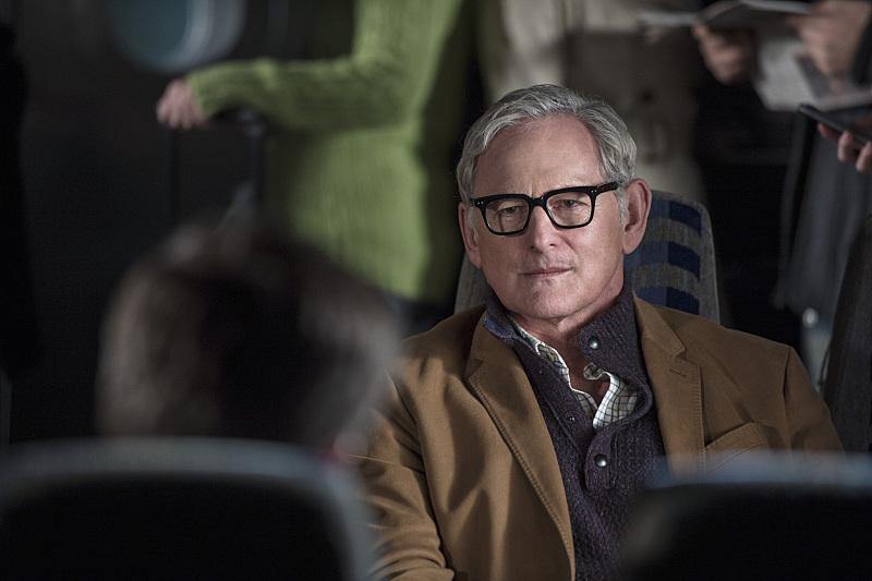 The Flash: l'attore Victor Garber in una scena della puntata The Nuclear Man