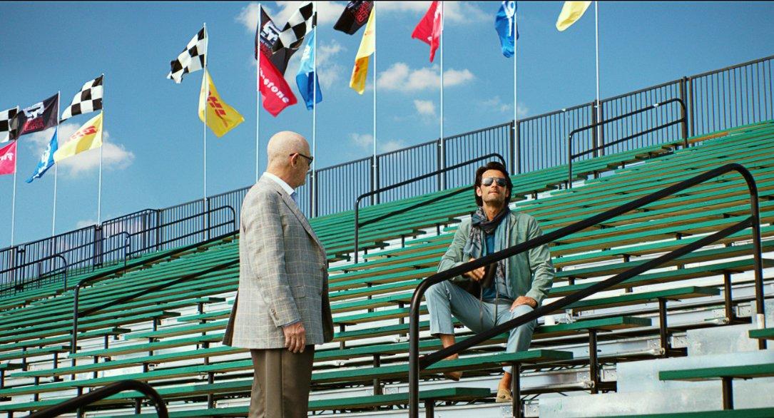 Focus - Niente è come sembra: Rodrigo Santoro e Gerald McRaney in una scena del film