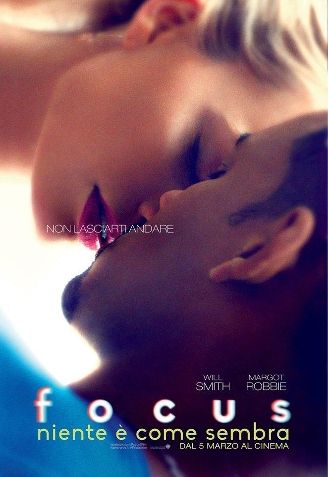 Focus - Niente è come sembra: nuovo poster italiano del film