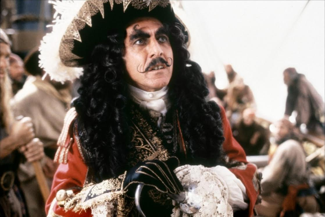 Dustin Hoffman in Hook