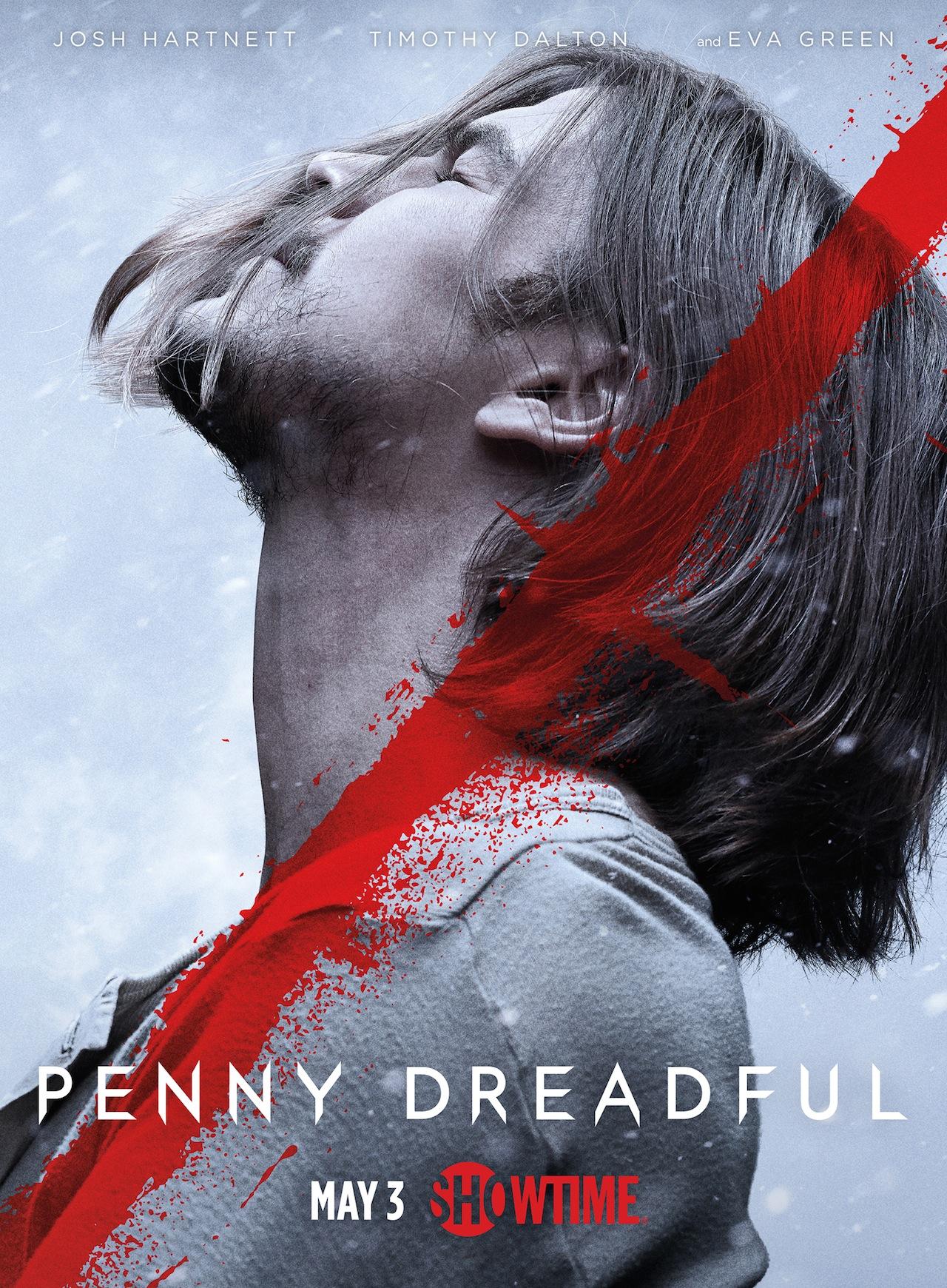 Penny Dreadful: il secondo character poster della seconda stagione dedicato a Ethan