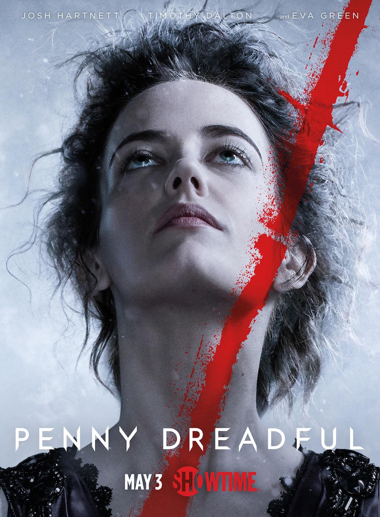 Penny Dreadful: il character poster della seconda stagione dedicato a Vanessa