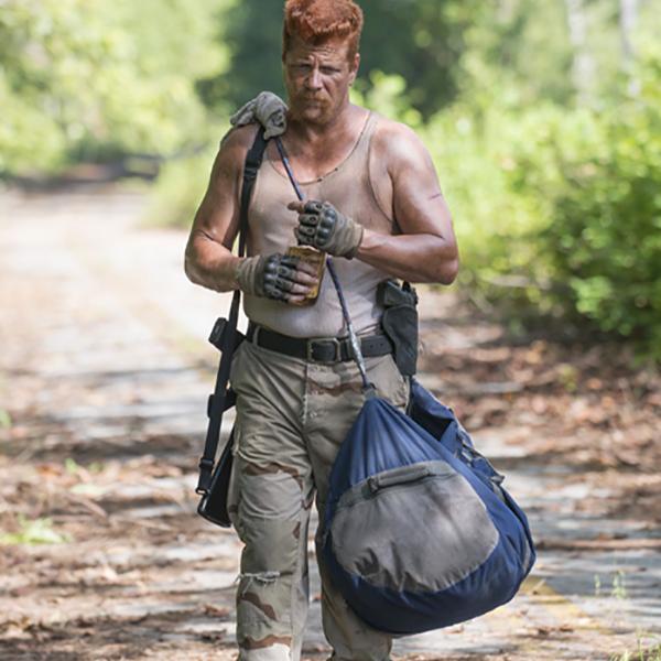 The Walking Dead: l'attore Michael Cudlitz nell'episodio intitolato Loro