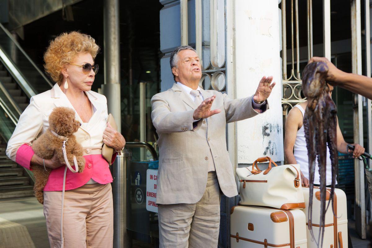 Ma che bella sorpresa: Renato Pozzetto e Ornella Vanoni in una scena del film