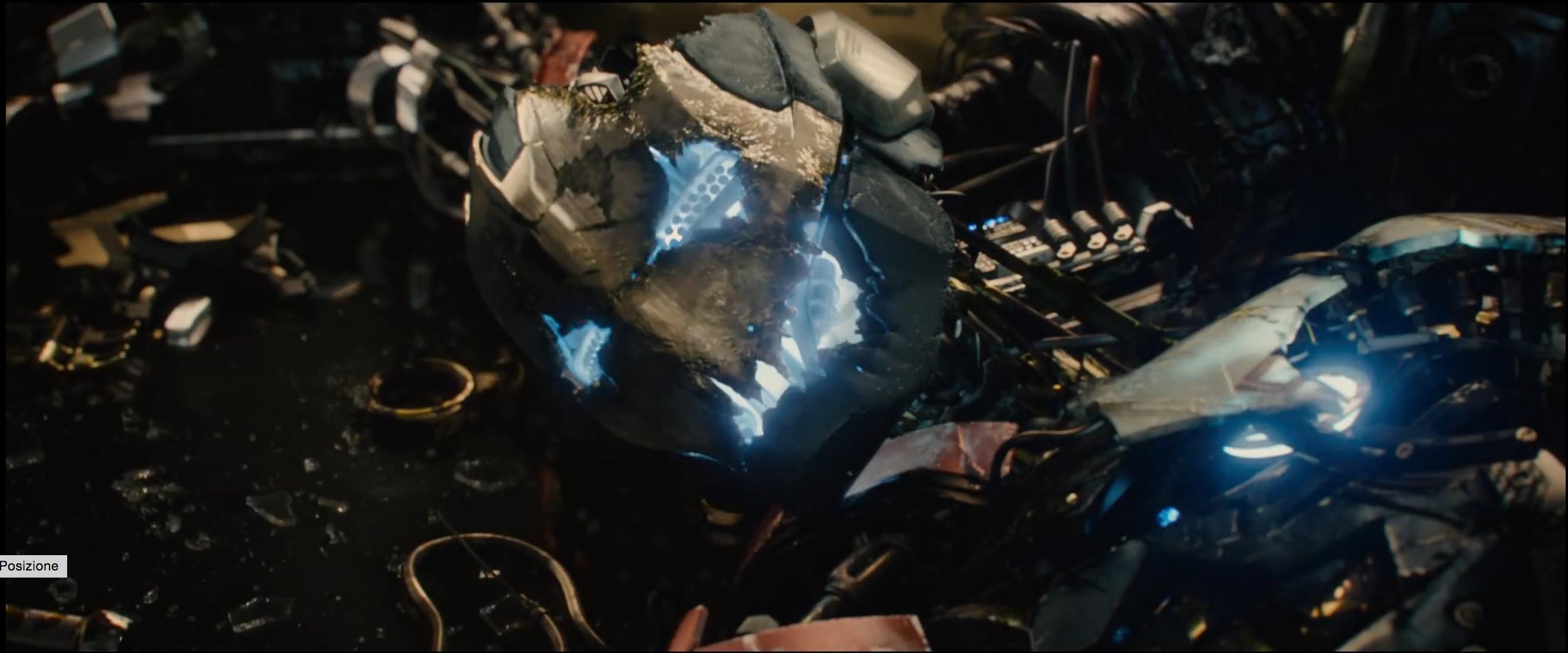 Avengers: Age of Ultron - un'immagine tratta dal trailer