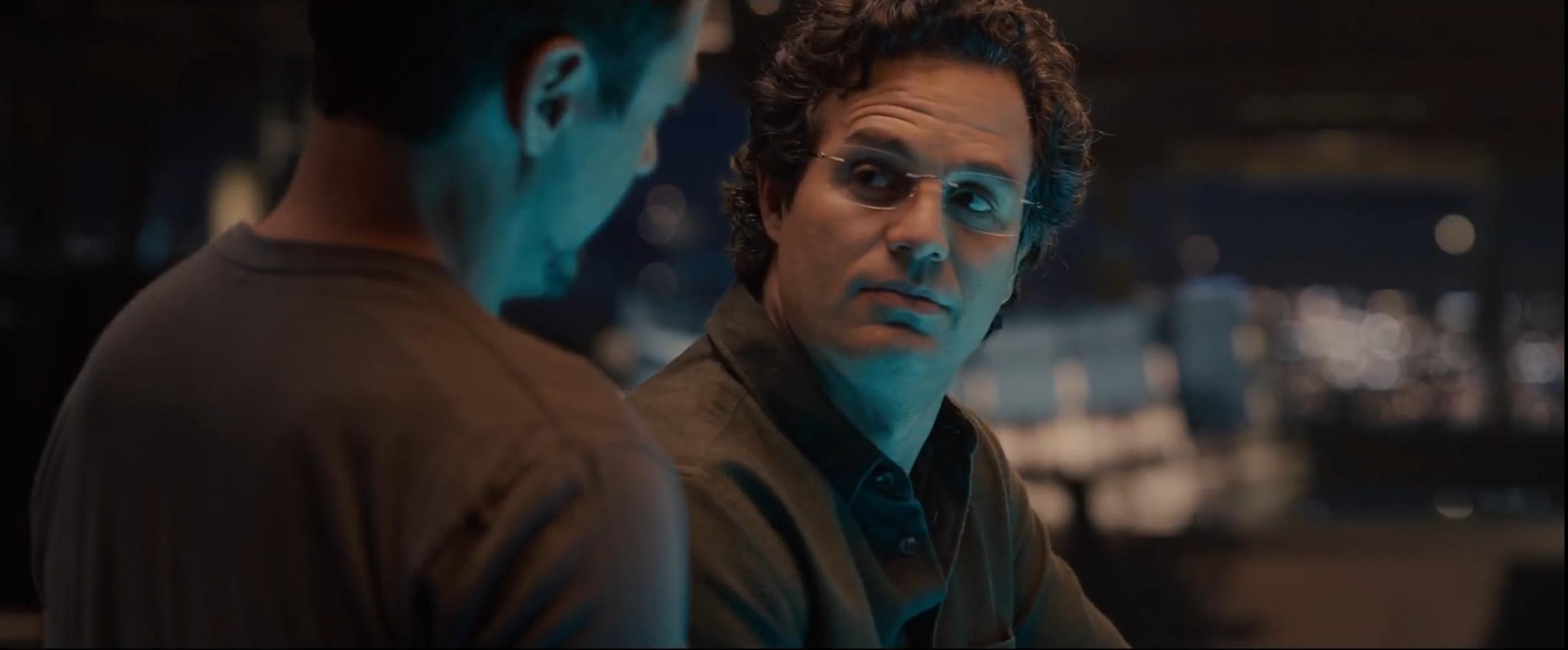 Avengers: Age of Ultron - Mark Ruffalo in un'immagine dal trailer