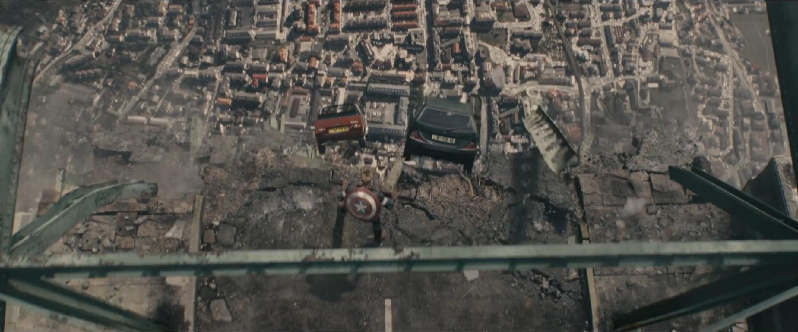 Avengers: Age of Ultron - scena dal secondo trailer