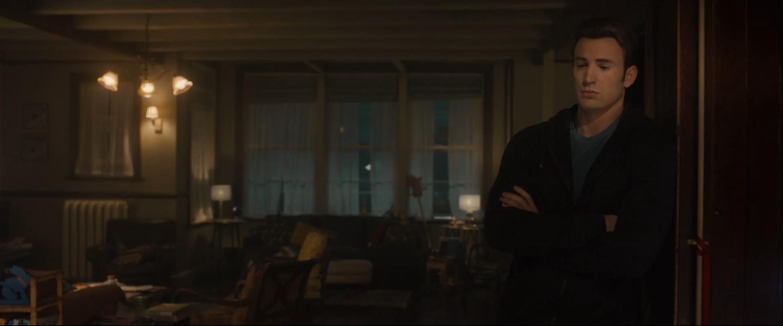 Avengers: Age of Ultron - Chris Evans in una scena dal trailer