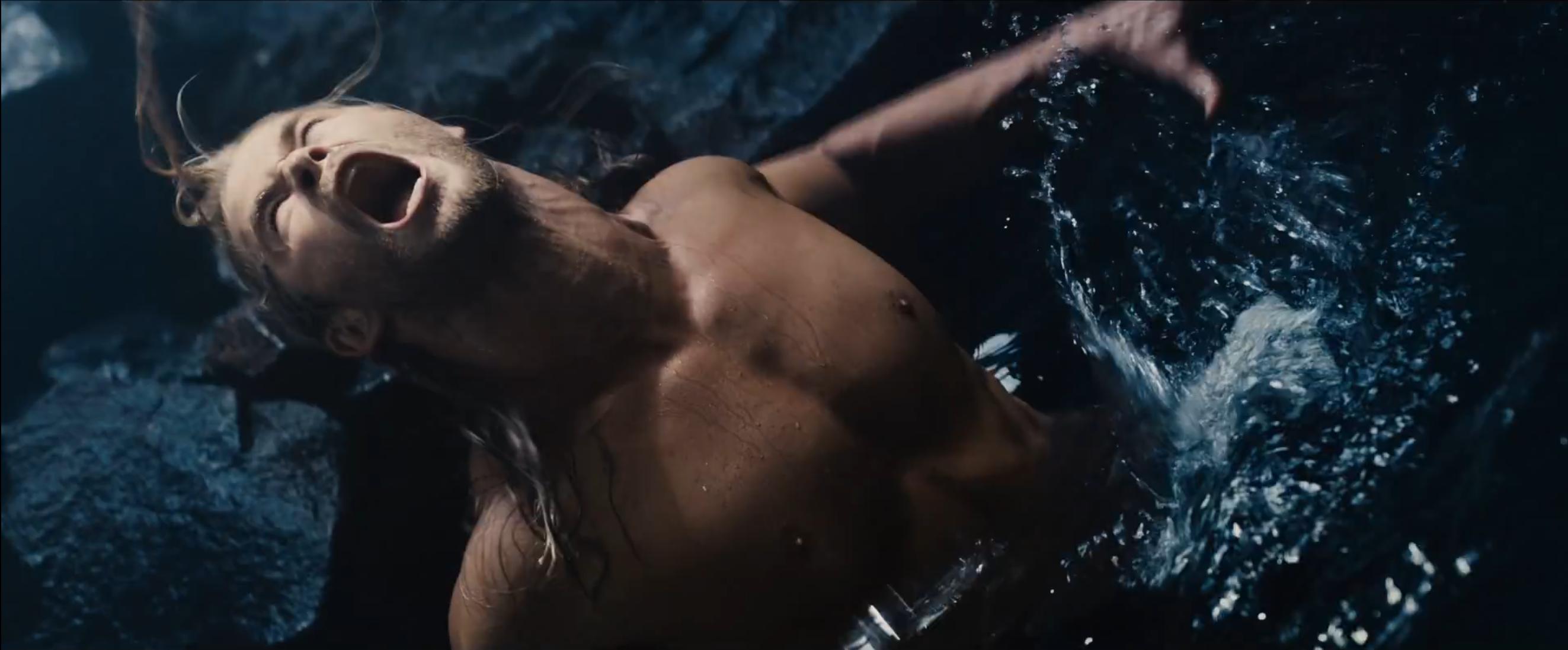 Avengers: Age of Ultron- Chris Hemsworth in una immagine tratta dal trailer del film