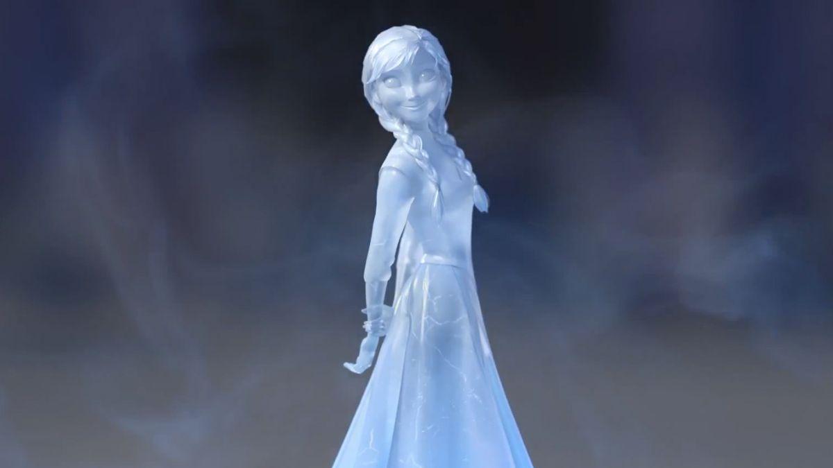 Frozen Fever: un'immagine del cortometraggio animato
