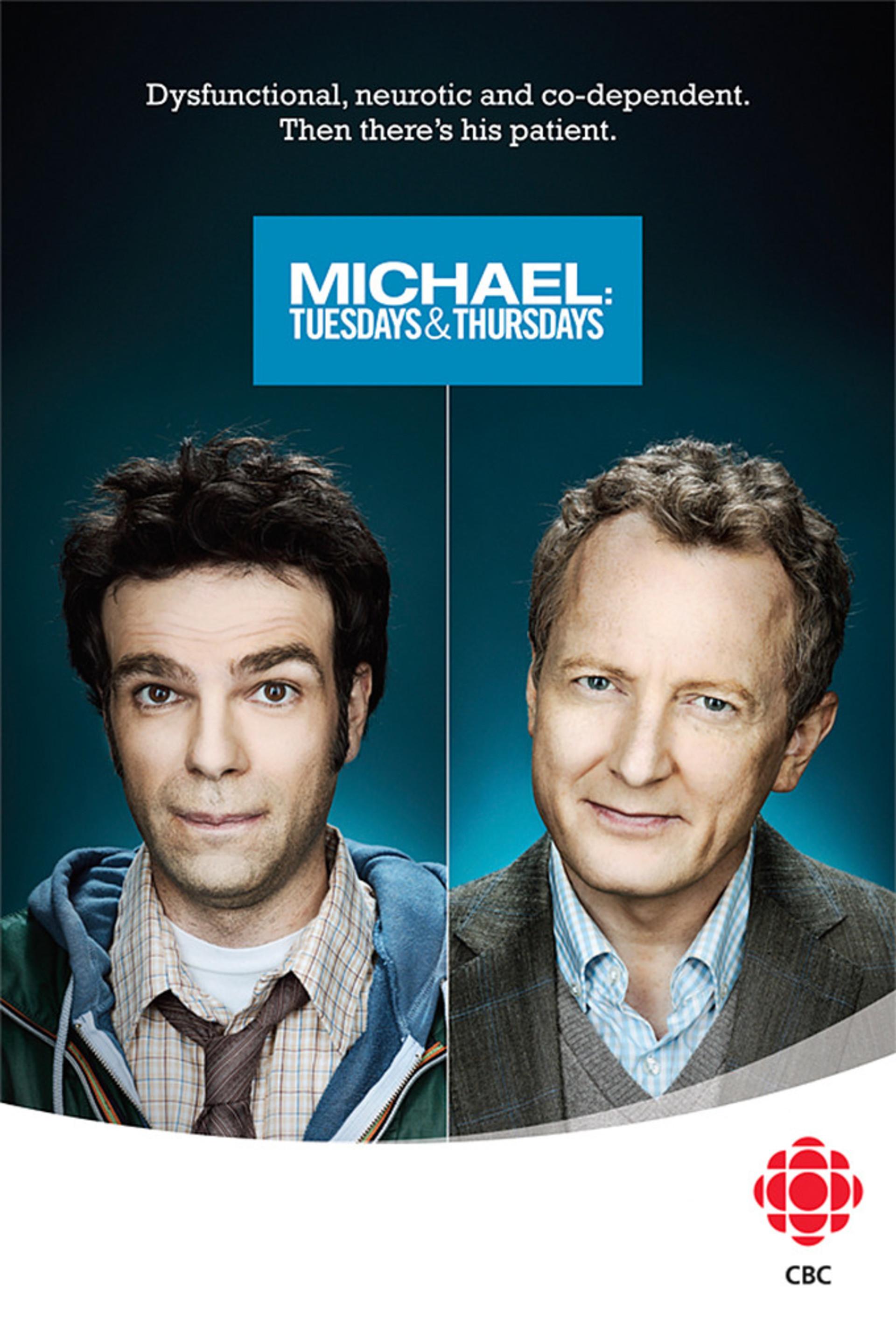 Michae: Tuesdays & Thursdays: la locandina della serie