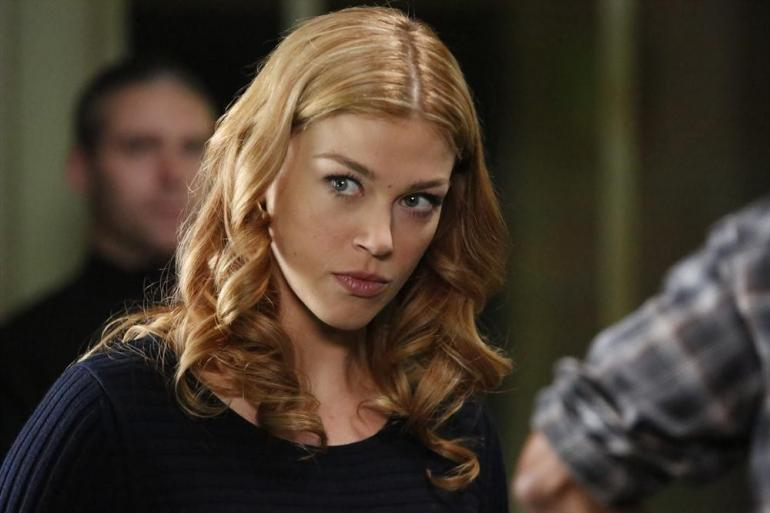 Agents of S.H.I.E.L.D.: l'attrice Adrianne Palicki nell'episodio Aftershocks