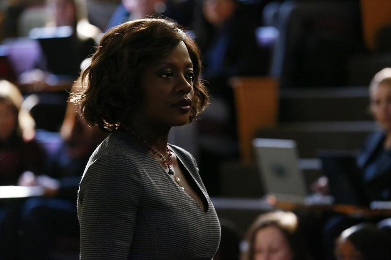 How To Get Away With Murder: Viola Davis è Annalise Keating in The Night Lila Died
