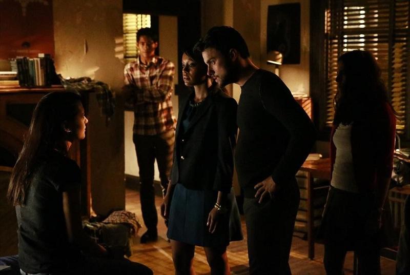 How To Get Away With Murder: i giovani protagonisti della serie nel finale della prima stagione