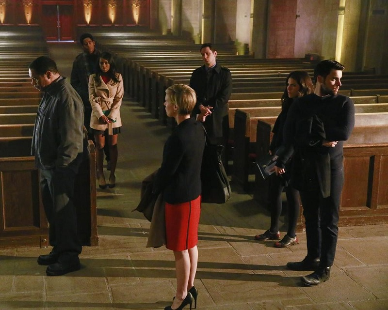 How To Get Away With Murder: una scena del season finale The Night Lila Died