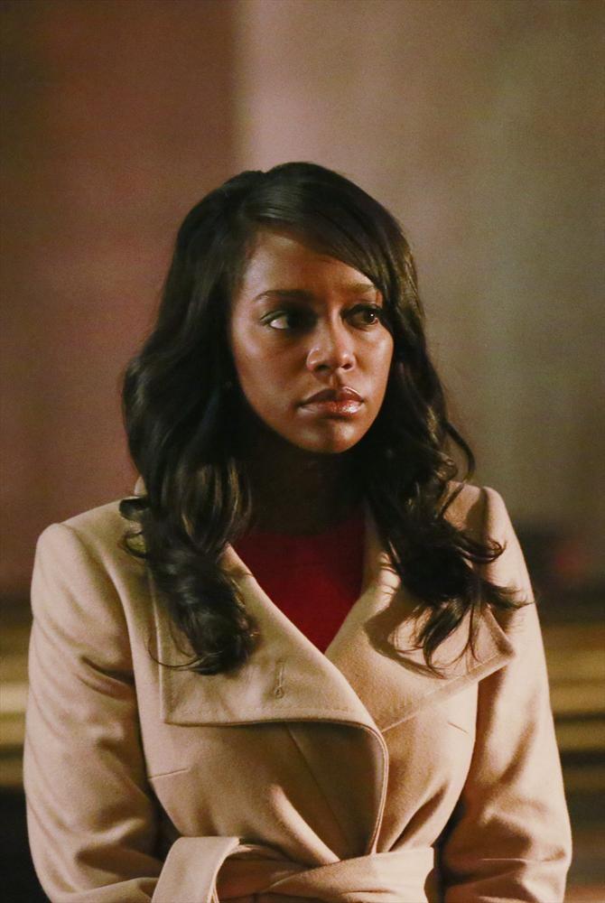 How To Get Away With Murder: Aja Naomi King interpreta Michaela Pratt in The Night Lila Died