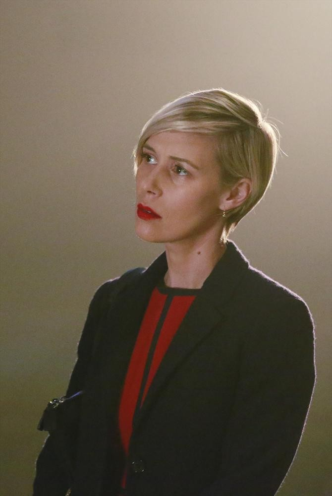 How To Get Away With Murder: l'attrice Liza Weil in un'immagine della puntata The Night Lila Died