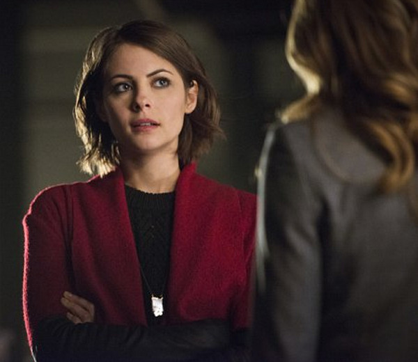 Arrow: Willa Holland interpreta Thea Queen nell'episodio Nanda Parbat