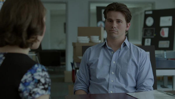 Girls: Zosia Mamet e Jason Ritter nell'episodio Close Up