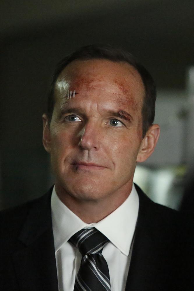 Agents of S.H.I.E.L.D.: l'attore Clark Gregg interpreta il direttore Coulson in Aftershocks