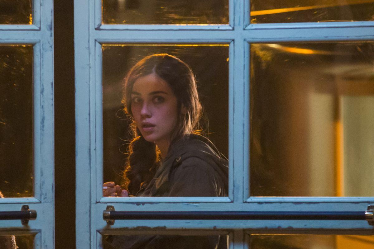 La prima volta di mia figlia: la protagonista Benedetta Gargari in una scena del film