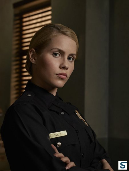 Aquarius: l'attrice Claire Holt è Charmain