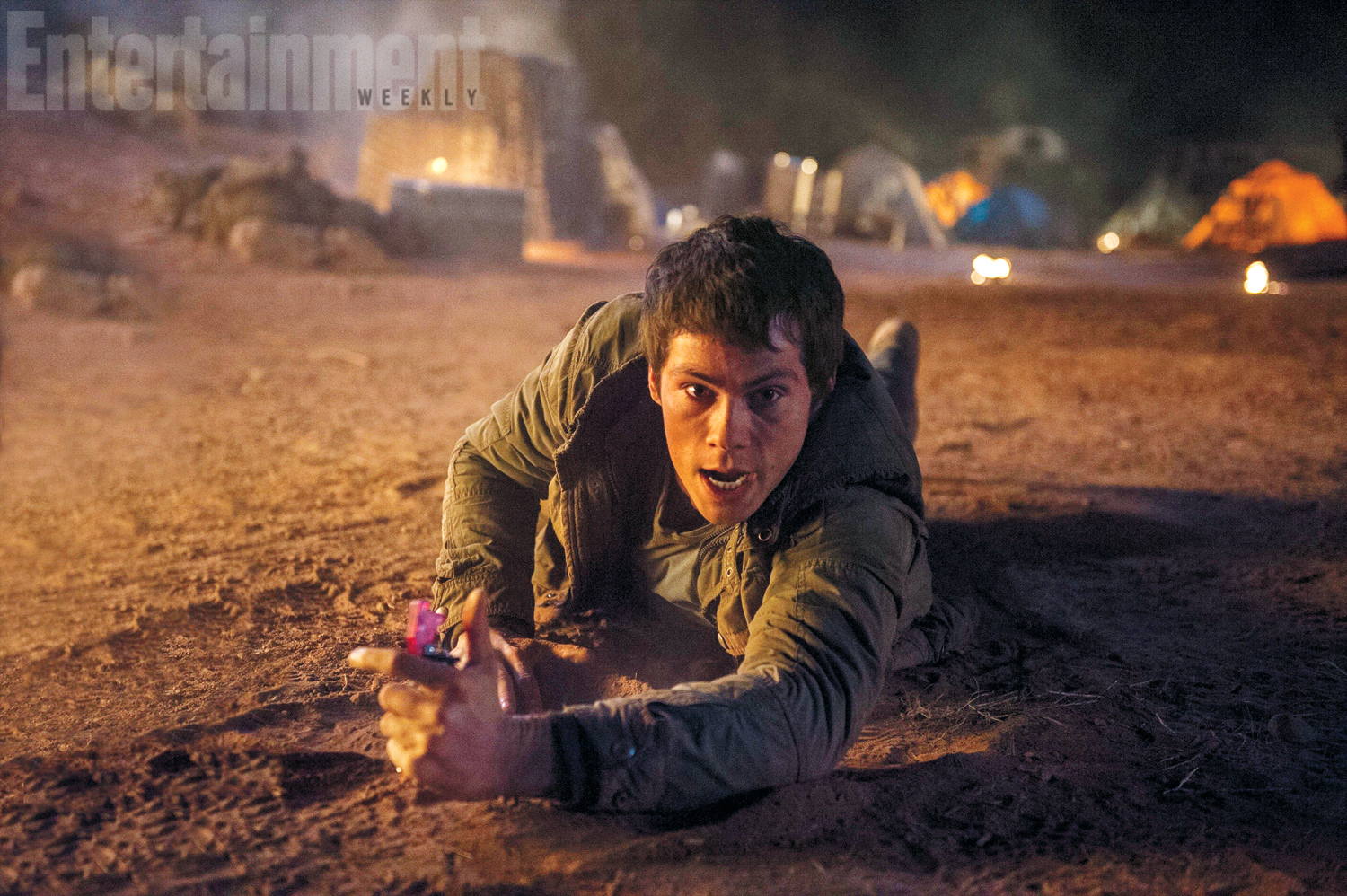 The Maze Runner 2 - La via di fuga: Dylan O'Brien interpreta Thomas nel sequel tratto dai romanzi di James Dashner