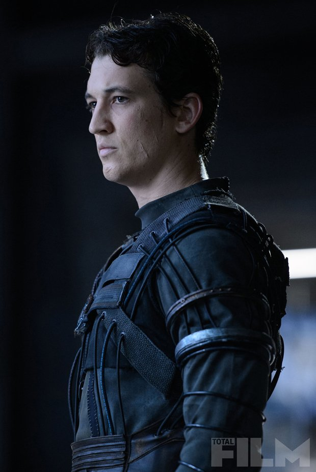 Fantastic 4 - I Fantastici Quattro: Miles Teller interpreta Reed Richards