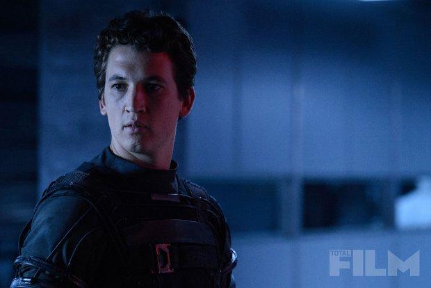 Fantastic 4 - I Fantastici Quattro: l'attore Miles Teller in una scena del film