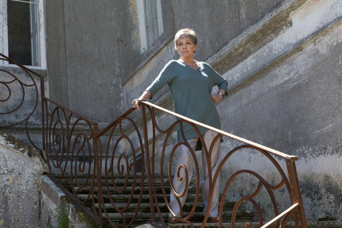 Latin Lover: l'indimenticabile Virna Lisi nei panni di Rita in una scena del film