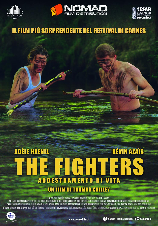 Locandina di The Fighters - Addestramento di vita